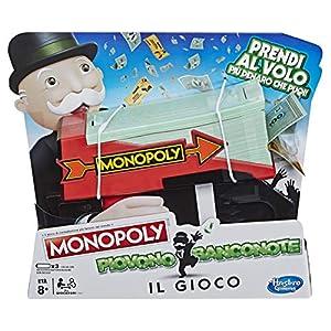 Hasbro Monopoly Piovono Billetes, Multicolor