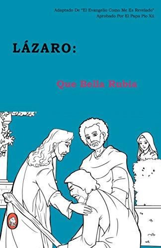 Que Bella Rubia (Lázaro nº 1) por Lamb Books