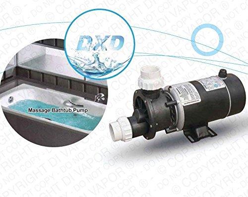 Wasserpumpe für Staubsauger Whirlpool Whirlpool Whirlpool Whirlpool DXD 1A 0.75kW 1.0HP
