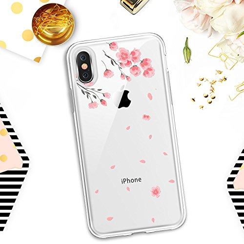 coque iphone x cerisier
