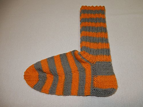 Socken 39/40 handgestrickt
