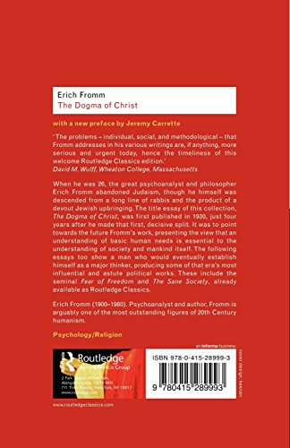 RC Series Bundle: The Dogma of Christ: And Other Essays on Religion, Psychology and Culture (Routledge Classics)