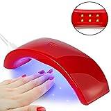 Nageltrockner Nagellacktrockner CIDBEST® Professional USB Mini Nail Dryer, 12W UV-Nagellampe Lichthärtegerät , LED-Licht/Lampe für Curing Nagel Trockner Nagel Gel Polnisch