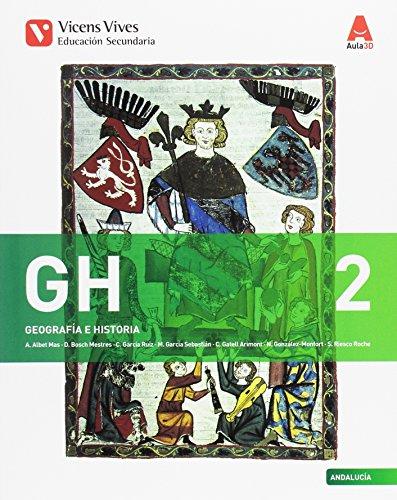 Gh 2 andalucia (geografia/historia) aula 3d: 000001