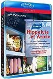 Rameau: Hippolyte Et Aricie [Blu-ray] [2014] [Region Free]