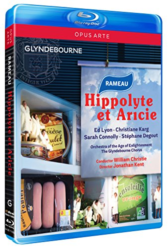 Bild von Jean-Philippe Rameau - Hippolyte et Aricie [Blu-ray]