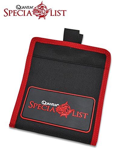 Quantum Spinner Bait Bag 16x13,5x3cm Vorfachtasche, Angeltasche Spinnfischen, Ködertasche (Bag Spinner)