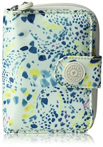 Kipling Damen New Money Snap Wallet Geldbörse, Delicate Vines, Einheitsgröße Vines Design Snap