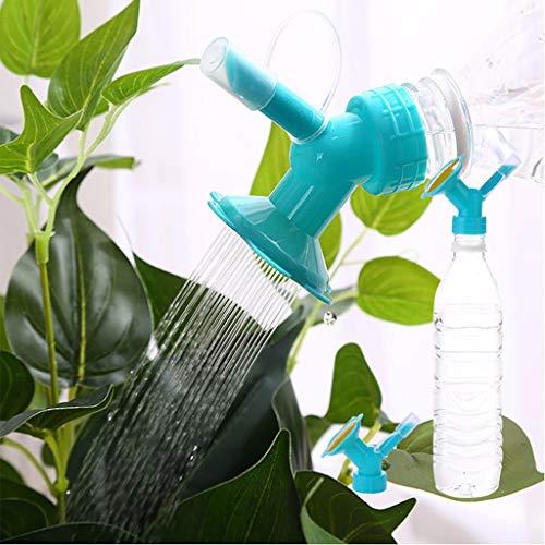 Gaddrt Wasser Sprinkler Kunststoff-Sprinkler Düse für Blumengießer Flaschen Gießkannen Sprinkler 2PCS - Hair Care-pakete