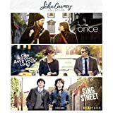 John Carney Collection - Once / Can A Song Save Your Life? / Sing Street
