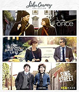 John Carney Collection - Once / Can A Song Save Your Life? / Sing Street [3 Blu-rays]