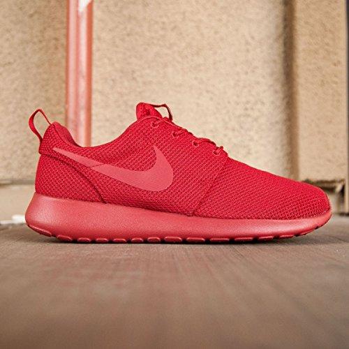 Nike Roshe One, Running Homme Rojo (Varsity Red / Vrsty Red-Vrsty Rd)