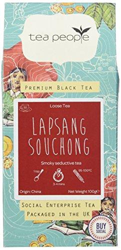 Tea People Lapsang Souchong - 100g Loose Tea Pack