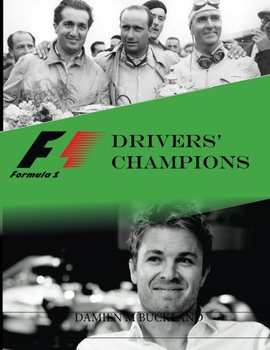 Formula 1 Drivers' Champions por Damien M Buckland