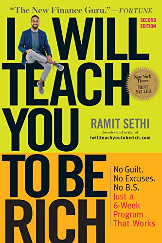 I Will Teach You to Be Rich por Ramit Sethi