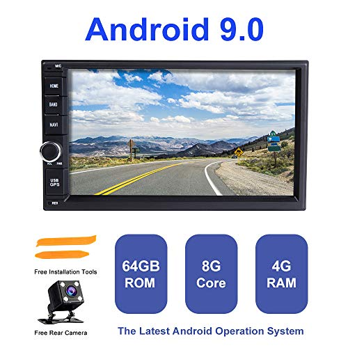 Estéreo para Auto con Android