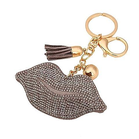 Lanspo, Porte-clés , gris