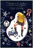 Geburtstagskarte für Jungen/Teenager (13)
