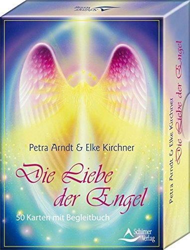 Die Liebe der Engel: 50 Karten mit Begleitbuch -
