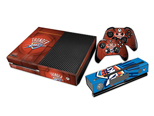 ker Aufkleber Decal Skin Set for Microsoft Xbox One Console+Controllers ()