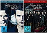 The Vampire Diaries Staffel 7+8 [DVD Set]