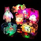 #2: ToyToon Pack of 1Cartoon Characters LED Rakhi Friendship Band for Kids / Boys / Girls, Best Rakhi Gift for Kids