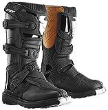 Thor Blitz Kids Youth Motocross Boots Black UK1/US2