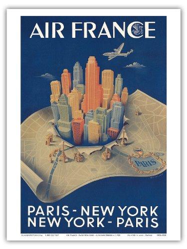 paris-new-york-new-york-paris-air-france-alte-fluggesellschaft-reise-plakat-poster-von-alphonse-dehe