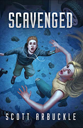 Scavenged by [Arbuckle, Scott]