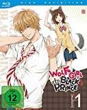 Wolf Girl & Black Prince Vol. 1/Ep. 1-4 [Blu-ray]
