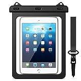 Yokata Wasserdichte Tasche Tablet iPad Universal Schutztasche bis 11.5 Zoll