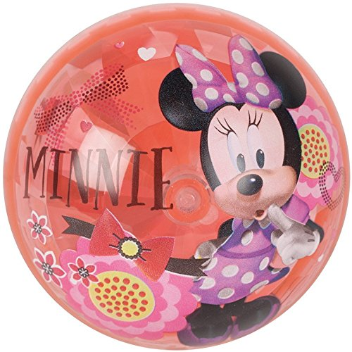 JOHN 52164 Disney Girls - Light-up-Ball - 1 Ball