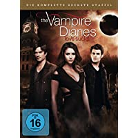 The Vampire Diaries - Die komplette sechste Staffel