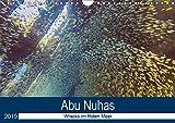 Abu Nuhas - Wracks im Roten Meer (Wandkalender 2019 DIN A4 quer): Erlebnis Wracktauchen (Monatskalender, 14 Seiten ) (CALVENDO Wissenschaft) -