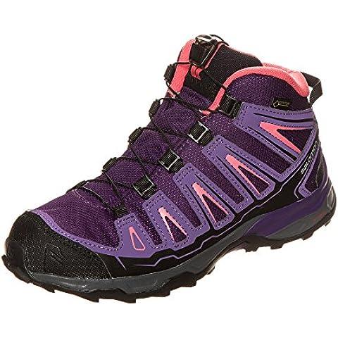 Salomon L37912200, Zapatillas de Senderismo para Niños