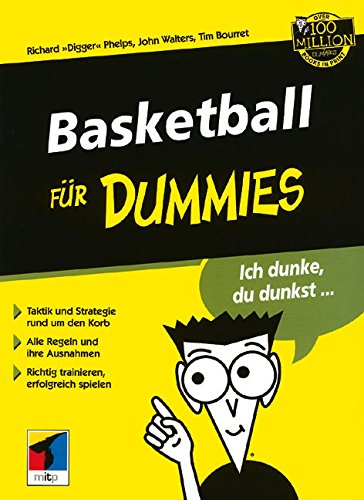 Basketball Fur Dummies por R. Phelps