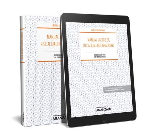 Manual Básico de Fiscalidad Internacional (Papel + e-book) (Manuales)