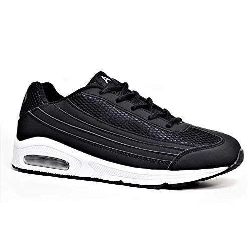 Airtech, Sneaker uomo Black/White