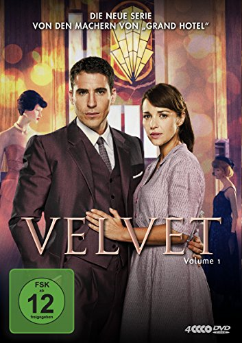 Velvet - Volume 1 [4 DVDs] - La La Velvet Kostüm