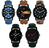 #10: Mens watches Combo 5 & Boys watches combo 5