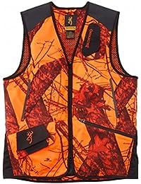 Browning Chaleco Xpo Light moblz Naranja tiro – Chaleco Caza Mossy Oak Naranja ...