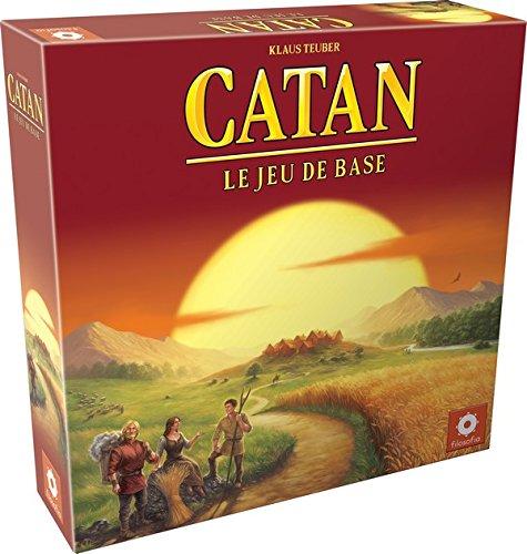 Filosofia - Catan - Jeu de Société - Jeu de Stratégie - 0688623907014
