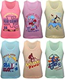 #9: Bodycare Boys Colored Cotton Vest / Undershirt / Sando (Pack of 3) (4-6 years)