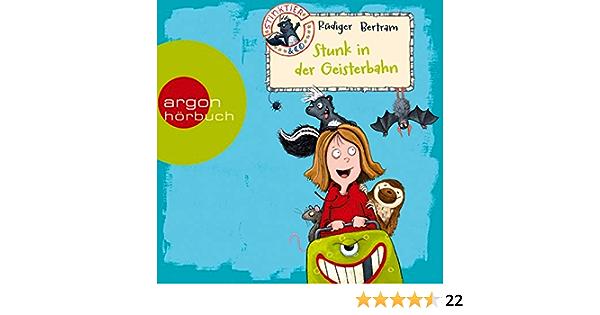 Stinktier Co Stunk In Der Geisterbahn Amazon De Bertram Rudiger Lindenbauer Lena Gawlich Cathlen Bucher
