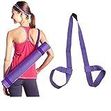 Yoga Mat Strap Adjustable Durable Cotton Yoga Sling - Best Reviews Guide