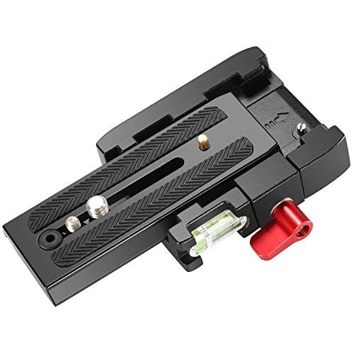 Neewer 10089354 Dispositif de réglage pour trépied ou monopode - Alliage d'aluminium -Rouge