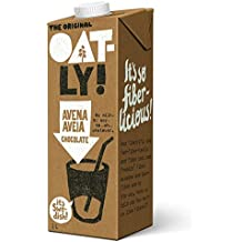 Oatly - Bebida de Avena y Chocolate - Pack de 6 (6 x 1 litro