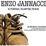 El portava i scarp del tennis