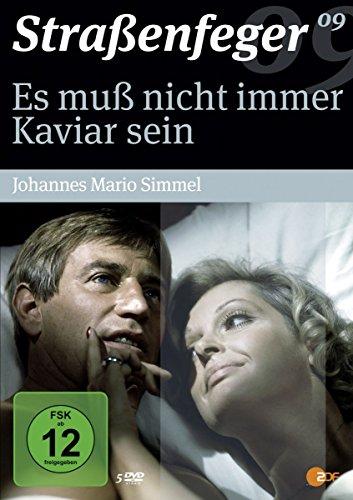 Straßenfeger 09: Es muss nicht immer Kaviar sein [5 DVDs] - Alter Kaviar