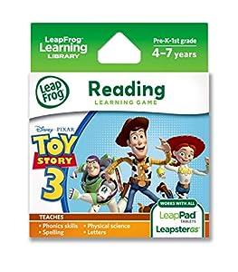 Leap Frog Leapfrog Toys (UK) - Videojuego para niños Toy Story (versión en inglés)